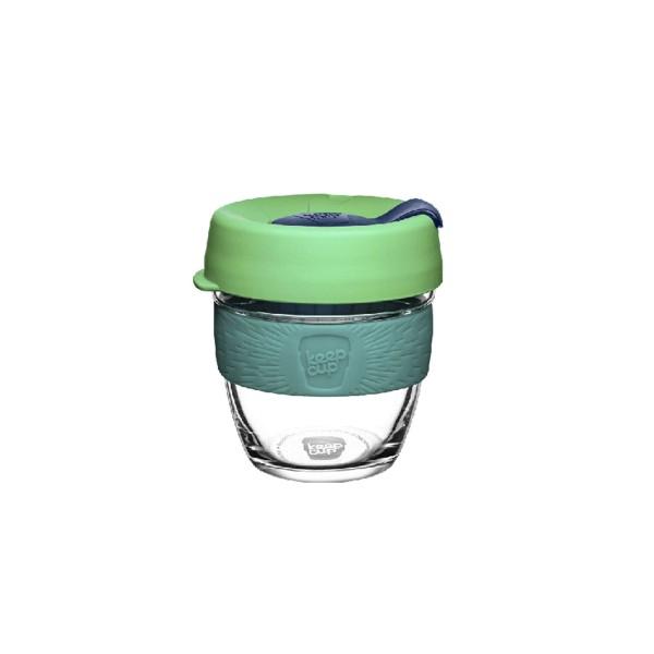 KeepCup Glass 8oz Brew Reusable Cup (Floret)