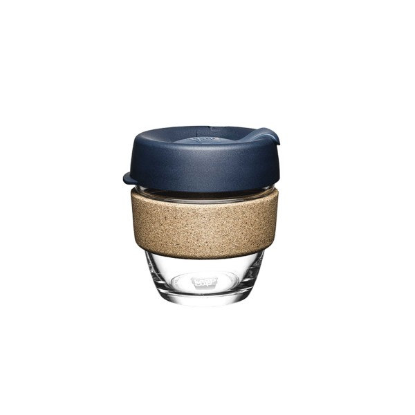 KeepCup Glass 8oz Brew Reusable Cup (Spruce)