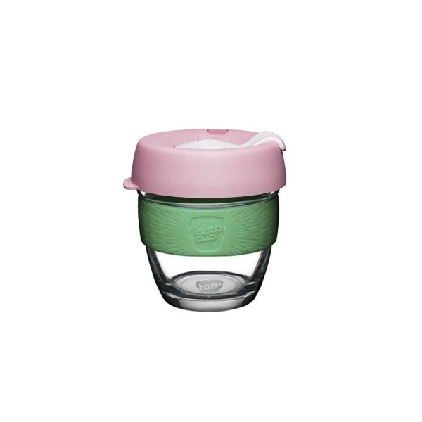 KeepCup Glass 8oz Brew Reusable Cup (Willow)