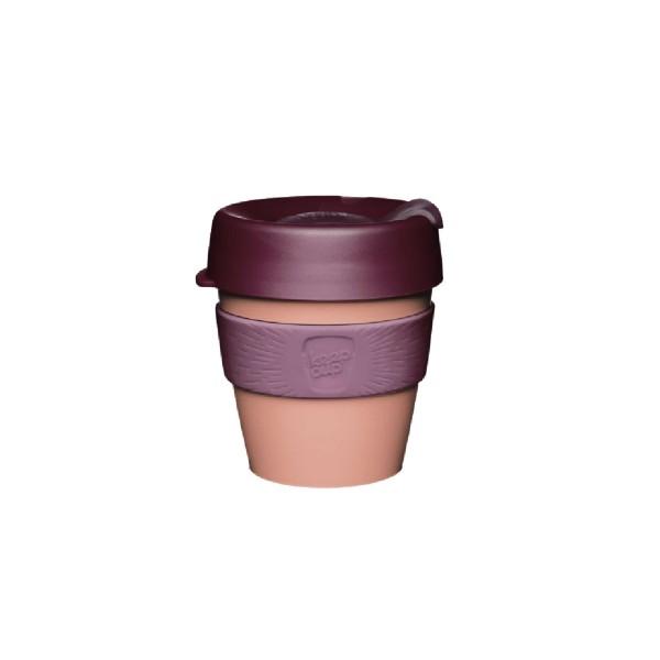 KeepCup Plastic 8oz Original Reusable Cup (Barberry)