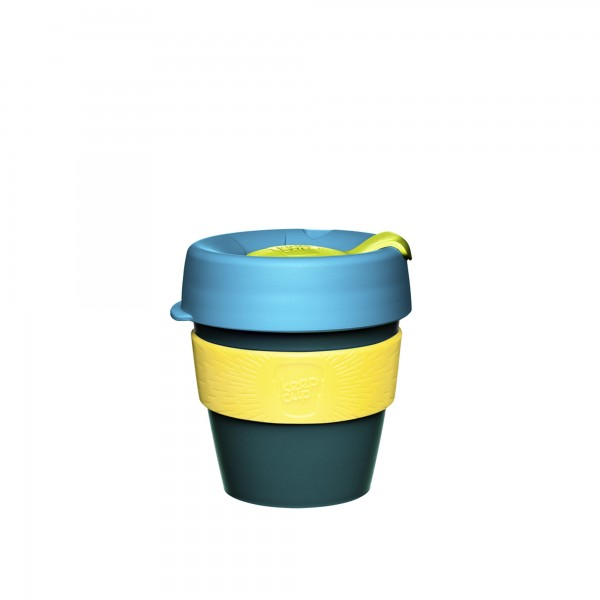 KeepCup Plastic 8oz Original Reusable Cup (Delphinium)