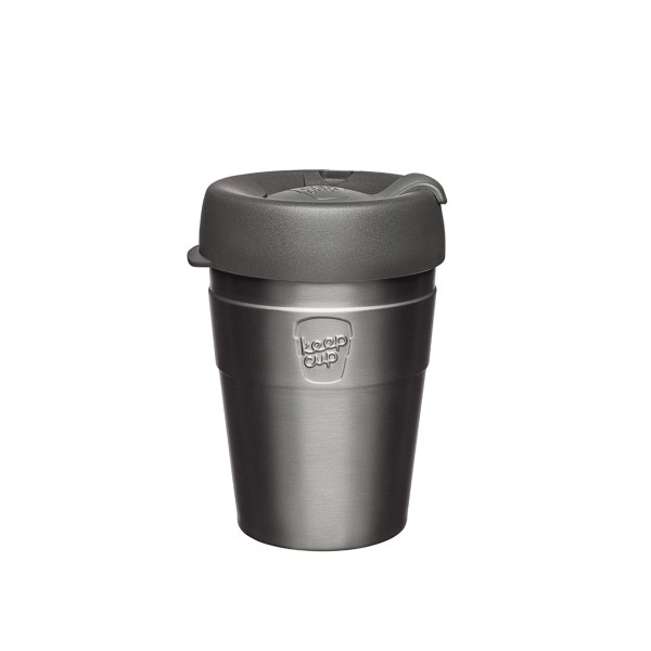KeepCup Stainless Steel 12oz Thermal Reusable Cup (Nitro)