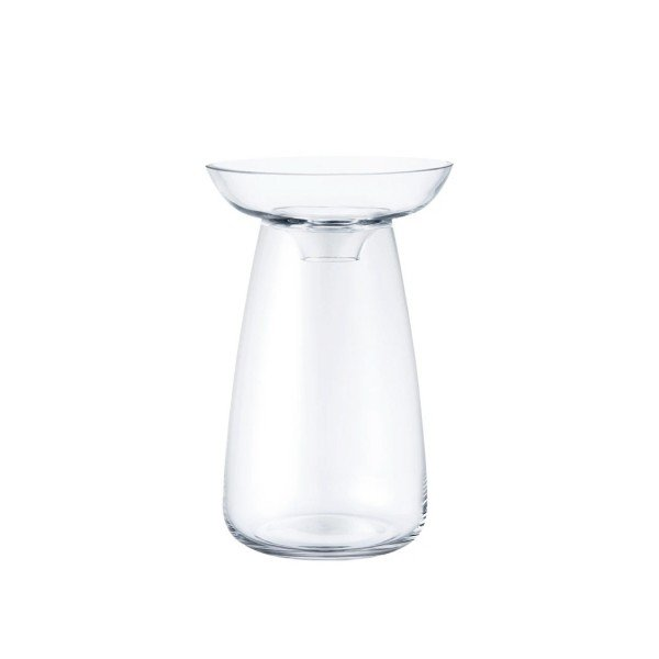 KINTO AQUA Culture Vase Large (Clear)