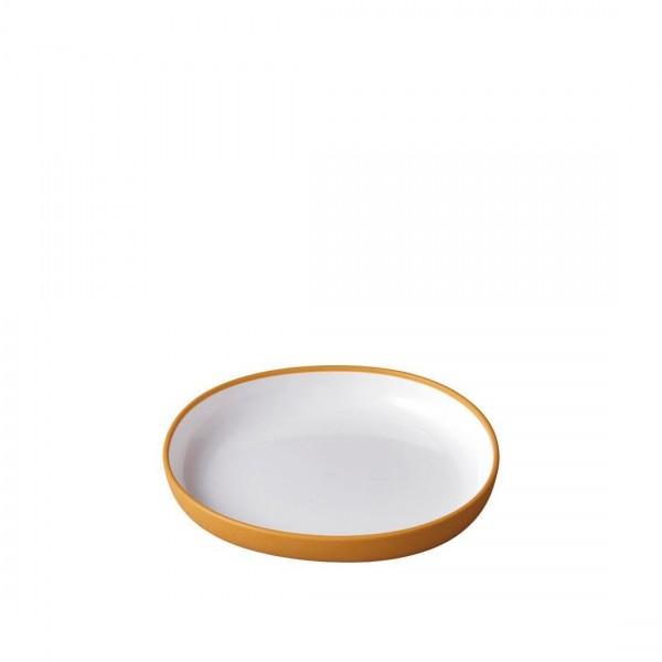 KINTO BONBO Plate 170 x 160mm (Yellow)