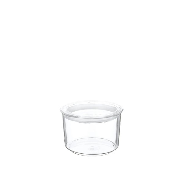 KINTO CAST φ105 Glass Lid Canister Short