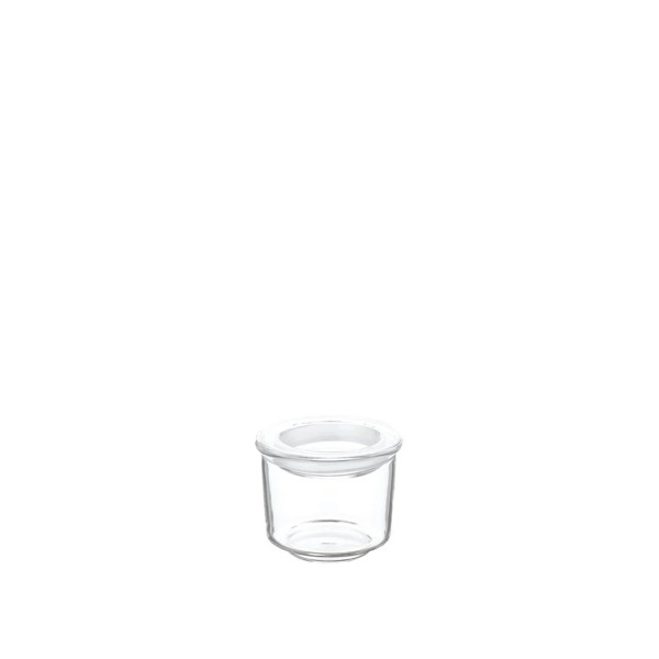 KINTO CAST φ60 Glass Lid Canister Short