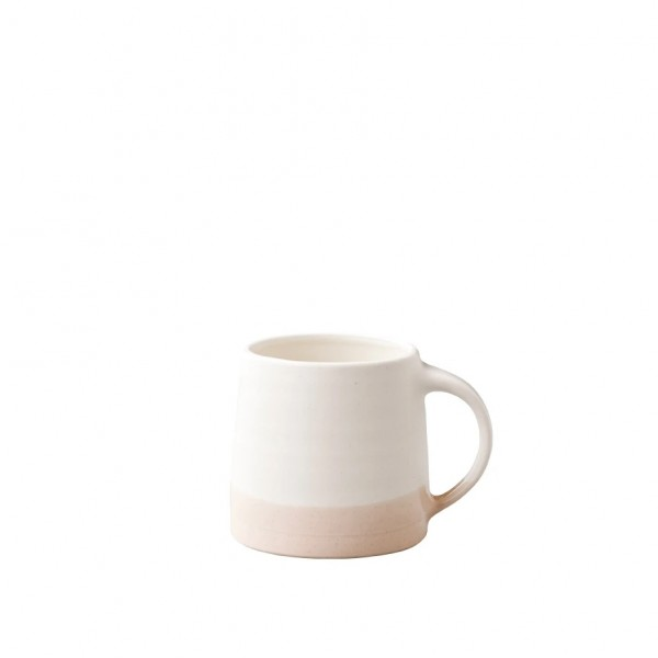KINTO SCS-S03 Mug 320ml (White x Pink Beige)