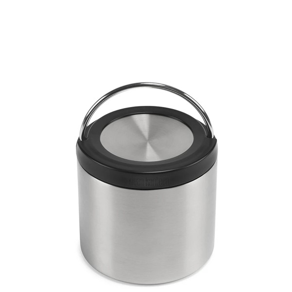 Klean Kanteen 473ml TK Insulated Canister w/Insulated Lid (Brushed Stainless)