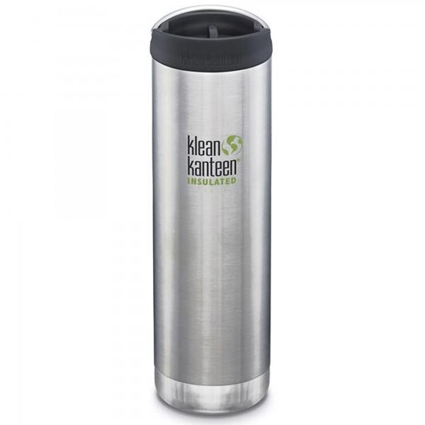 Klean Kanteen 592ml TKWide Insulated Bottle w/Café Cap 3.0 (Stainless Steel)