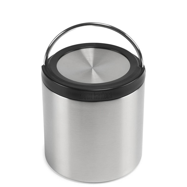 Klean Kanteen 946ml TK Insulated Canister w/Insulated Lid (Brushed Stainless)