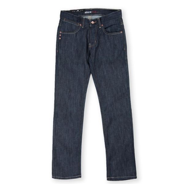 KR3W K-Slim Denim Jeans (Raw Blue)