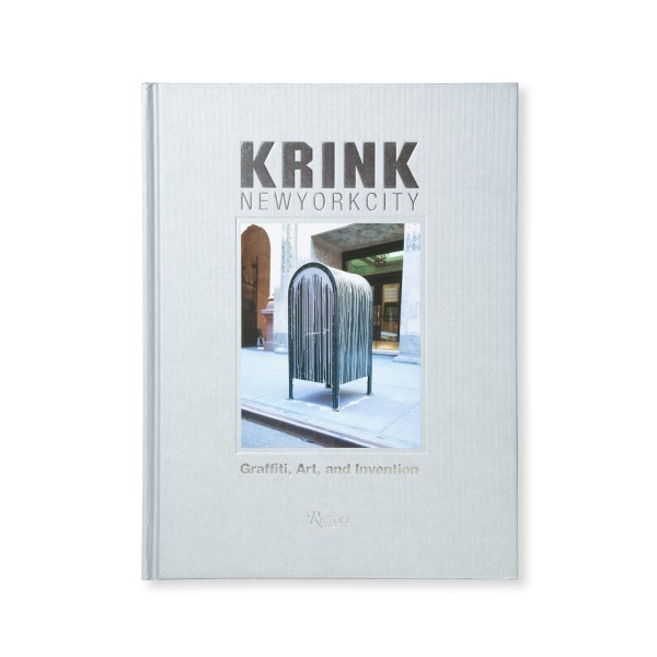 KRINK New York City: Graffiti, Art, and Invention (By Craig Costello)