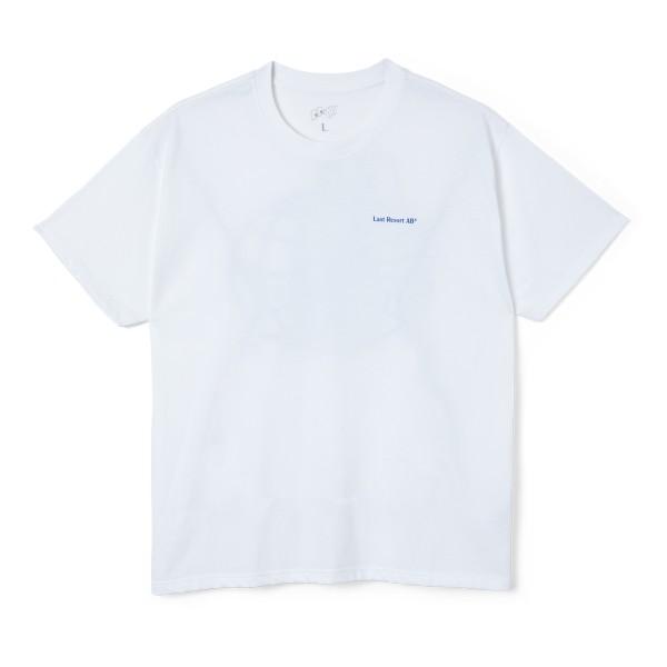 Last Resort AB Atlas Monogram T-Shirt (White)