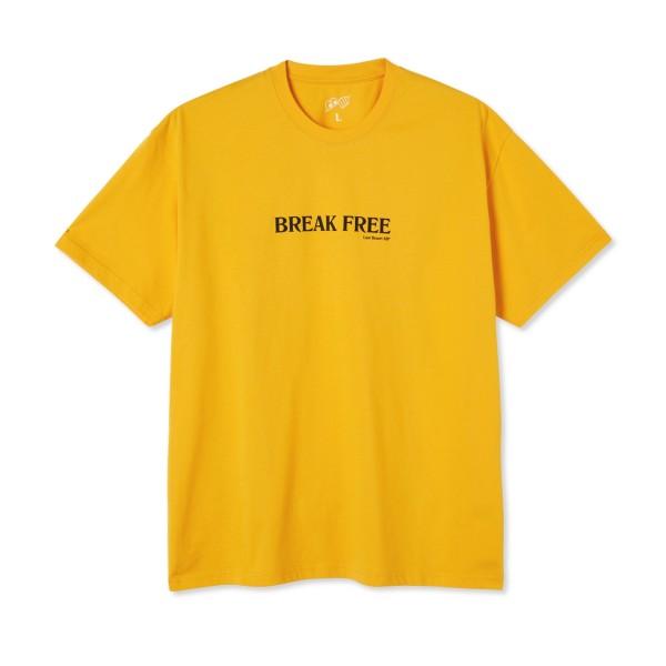 Last Resort AB Break Free T-Shirt (Cheddar)