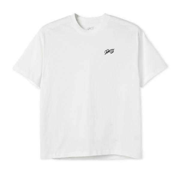 Last Resort AB Eyes T-Shirt (White)