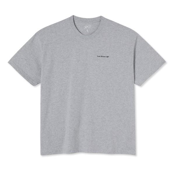 Last Resort AB I Am The Key T-Shirt (Grey Melange)