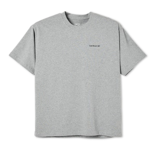 Last Resort AB World T-Shirt (Heather Grey)