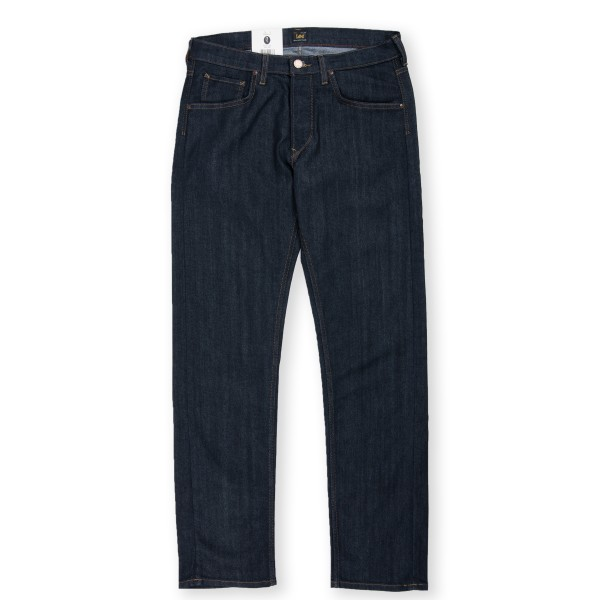 Lee Daren Regular Slim Denim Jeans (Rinse)