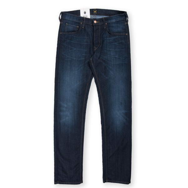 Lee Daren Regular Slim Denim Jeans (Strong Hand)