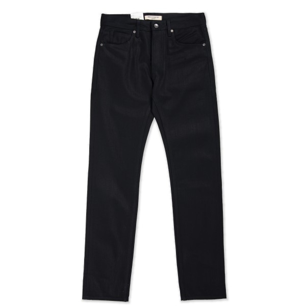 Levi's Made & Crafted Tack Slim Denim Jeans (Black Selvedge)