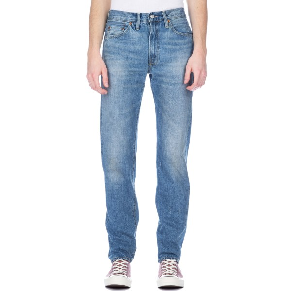 Levi's Vintage Clothing 1954 501 Selvedge Cone Denim (Baja Surf)