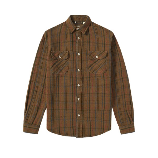 Levi's Vintage Clothing Shorthorn Shirt (Coffee Brown)