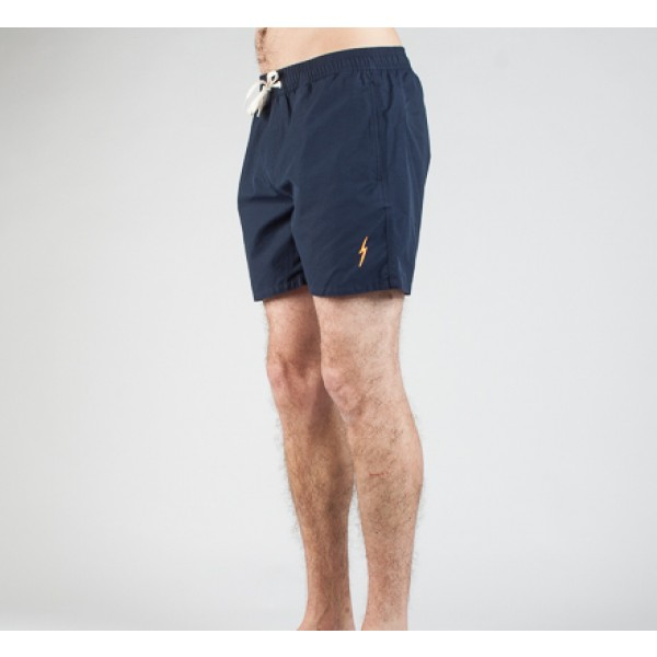 Lightning Bolt Turtle Bay Boardshort (Dress Blue)
