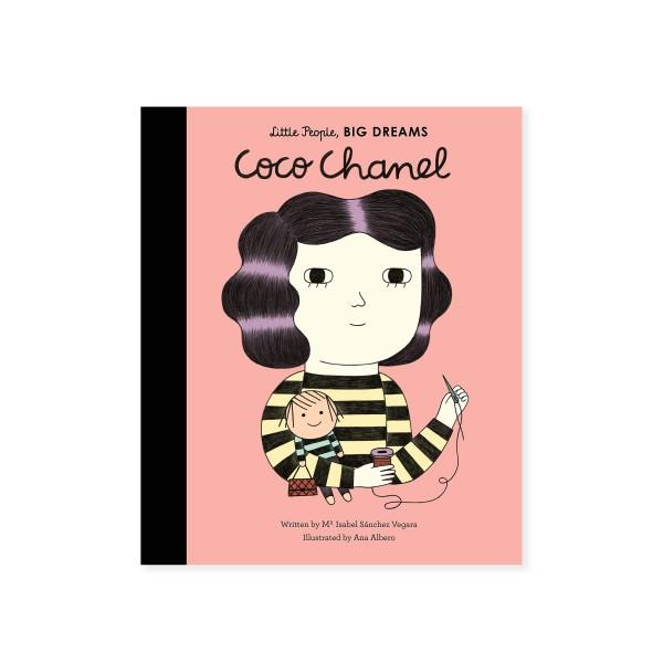 Little People, BIG DREAMS - Coco Chanel (by Maria Isabel Sanchez Vegara)