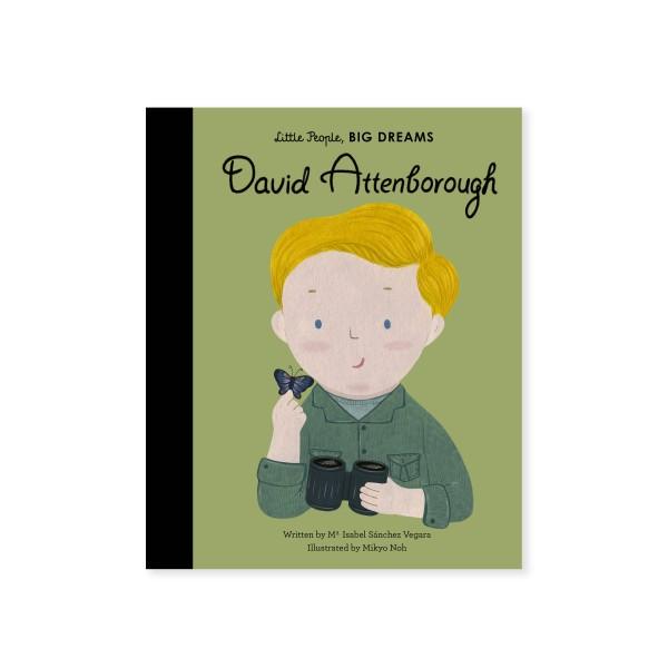 Little People, BIG DREAMS - David Attenborough (by Maria Isabel Sanchez Vegara)