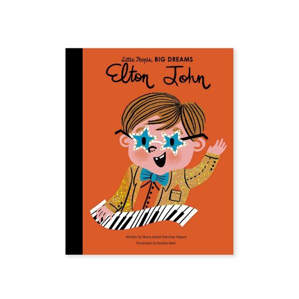 Little People, BIG DREAMS - Elton John (by Maria Isabel Sanchez Vegara)