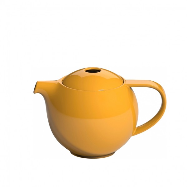 Loveramics Pro Tea 600ml Teapot With Infuser (Yellow)