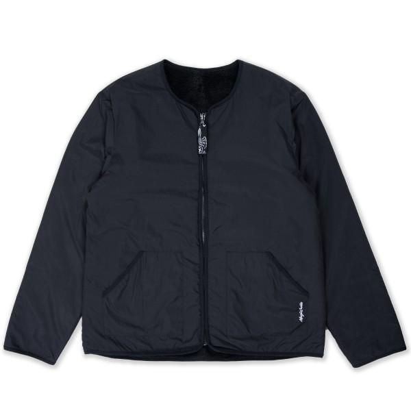 Magic Castles Reversible Collarless Jacket (Black)