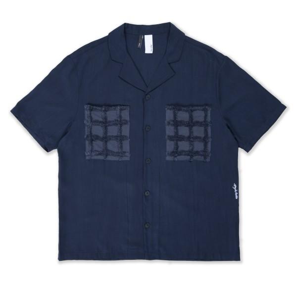 Magic Castles Two Pocket Shirt (Indigo)