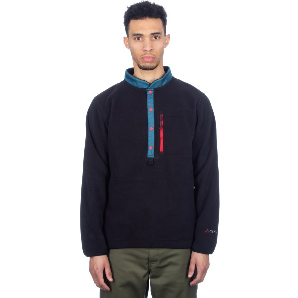 Manastash Polartech Fleece (Black)