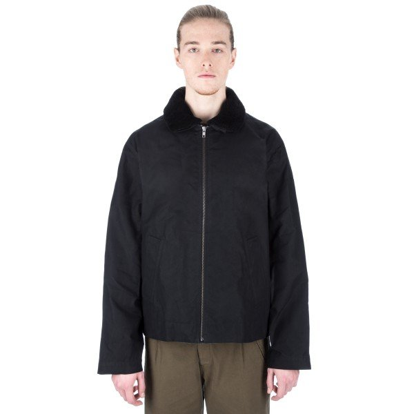 MHL by Margaret Howell Marine Jacket (Black)