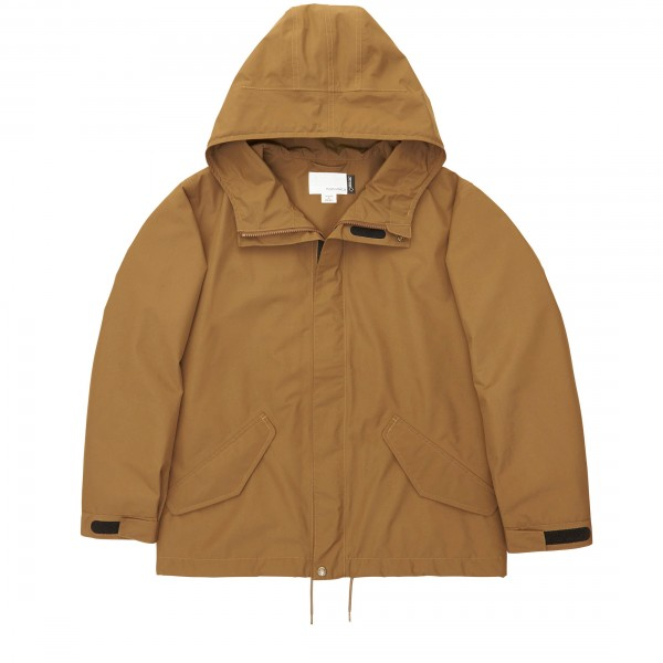 nanamica GORE-TEX Cruiser Jacket (Taupe)