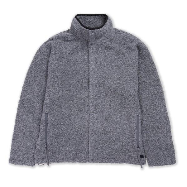 nanamica nanamican Fleece Jacket (Charcoal)