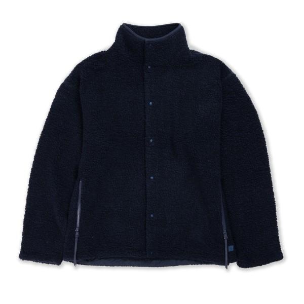 nanamica nanamican Fleece Jacket (Navy)
