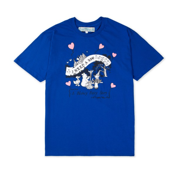 Nancy x Life Is Unfair Fairy Story T-Shirt (Royal)