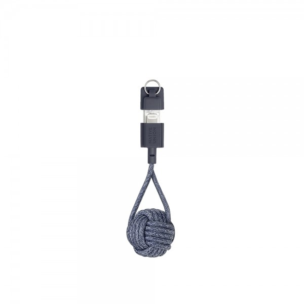 Native Union Lightning Key Cable (Indigo)