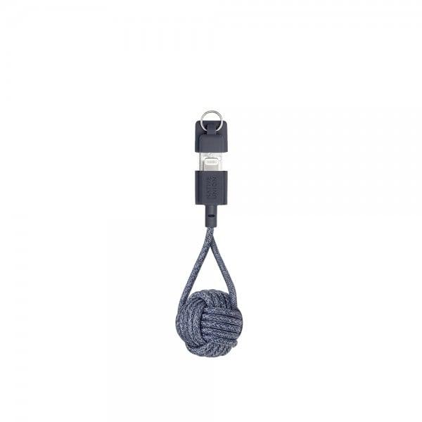 Native Union Lightning Key Cable (Indigo)