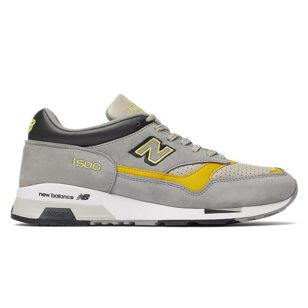 New Balance 1500 'Made In UK' (Grey/Yellow)