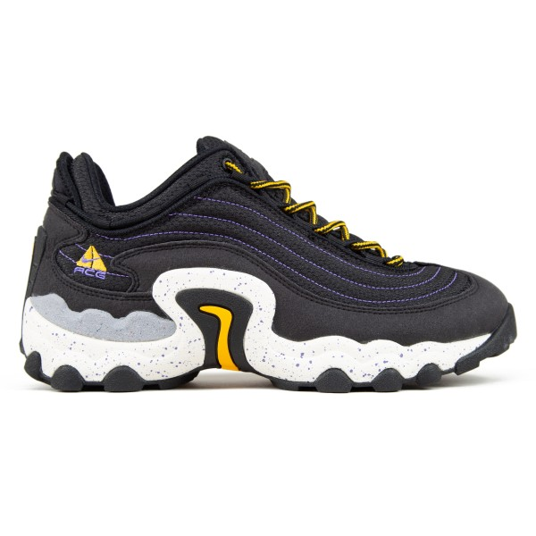 Nike ACG Air Skarn (Black/University Gold-Psychic Purple)