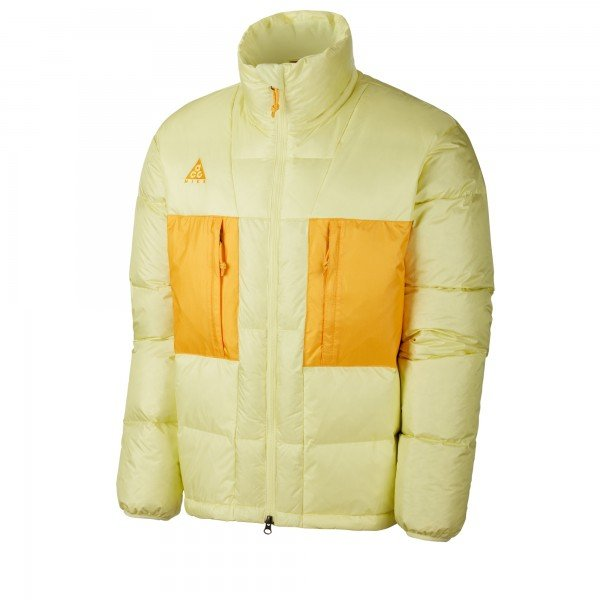 Nike ACG Down Fill Jacket (Luminous Green/University Gold)