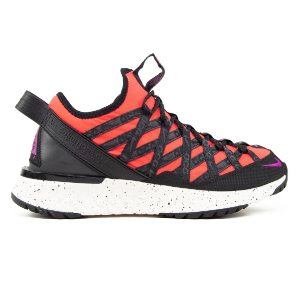 Nike ACG React Terra Gobe (Bright Crimson/Vivid Purple-Sail)