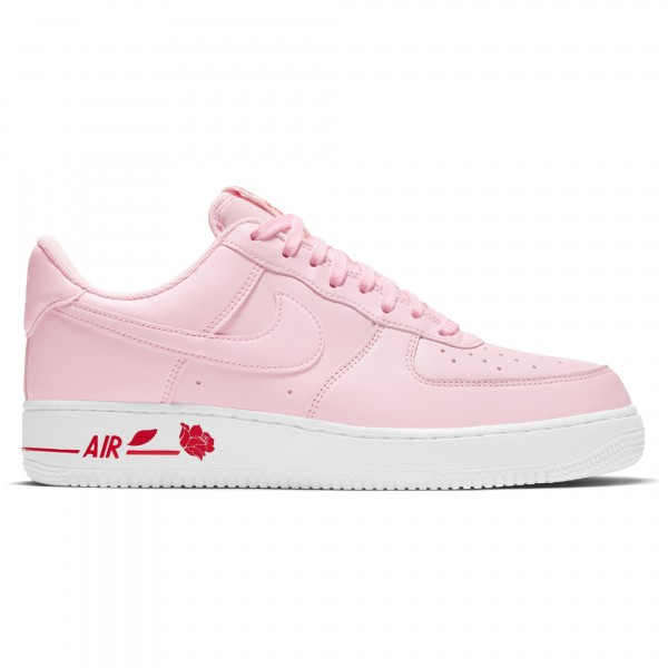 Nike Air Force 1 '07 LX 'Have a Nice Day Bag' (Pink Foam/Pink Foam-University Red)