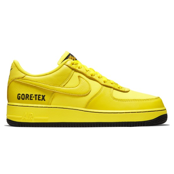 Nike Air Force 1 GORE-TEX (Dynamic Yellow/Black)