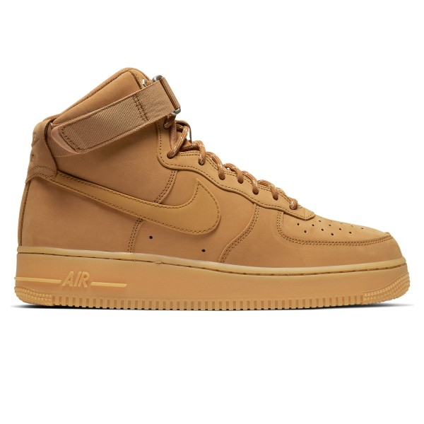 Nike Air Force 1 High '07 WB (Flax/Wheat-Gum Light Brown-Black)