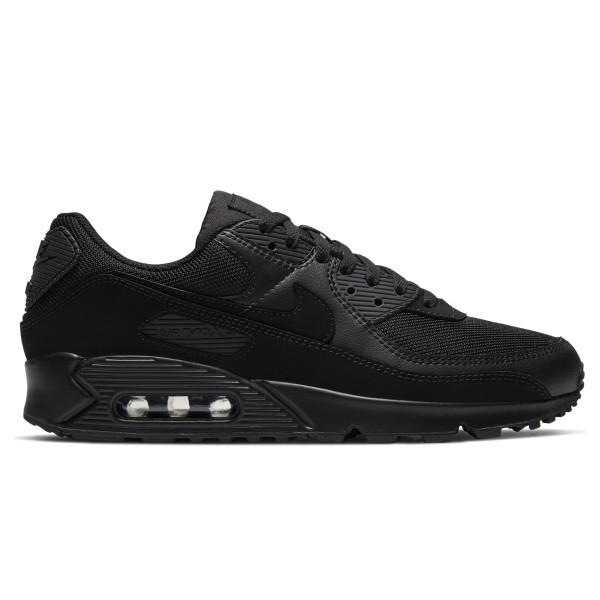 Nike Air Max 90 (Black/Black-Black-White)