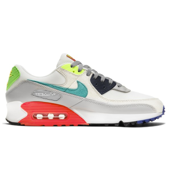 Nike Air Max 90 EOI 'Evolution of Icons' (Pearl Grey/Sport Turquoise-Summit White-Black)
